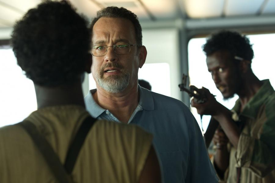 Tom Hanks jako \