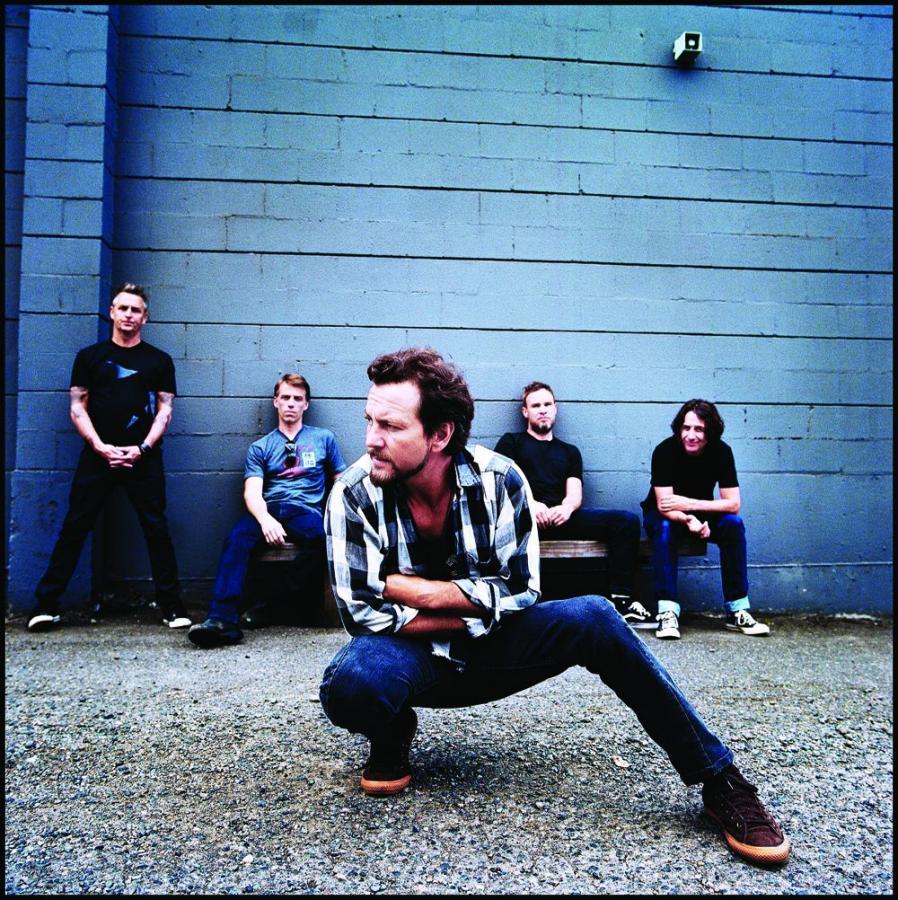 Pearl Jam mierzy się z repertuarem U2