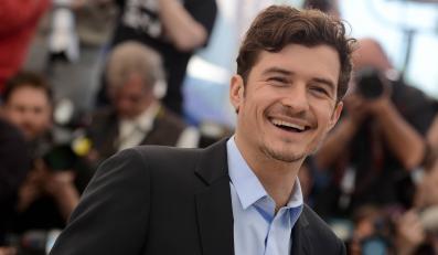 """Orlando Bloom na premierze """"Zulu"""" w Cannes"""