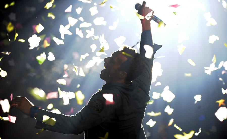 Coldplay uhonorowani za piosenkę do \