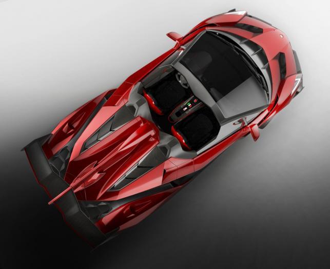 Lamborghini roadster veneno
