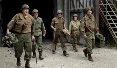 """The Monuments Men"" powalczy o Oscary?"