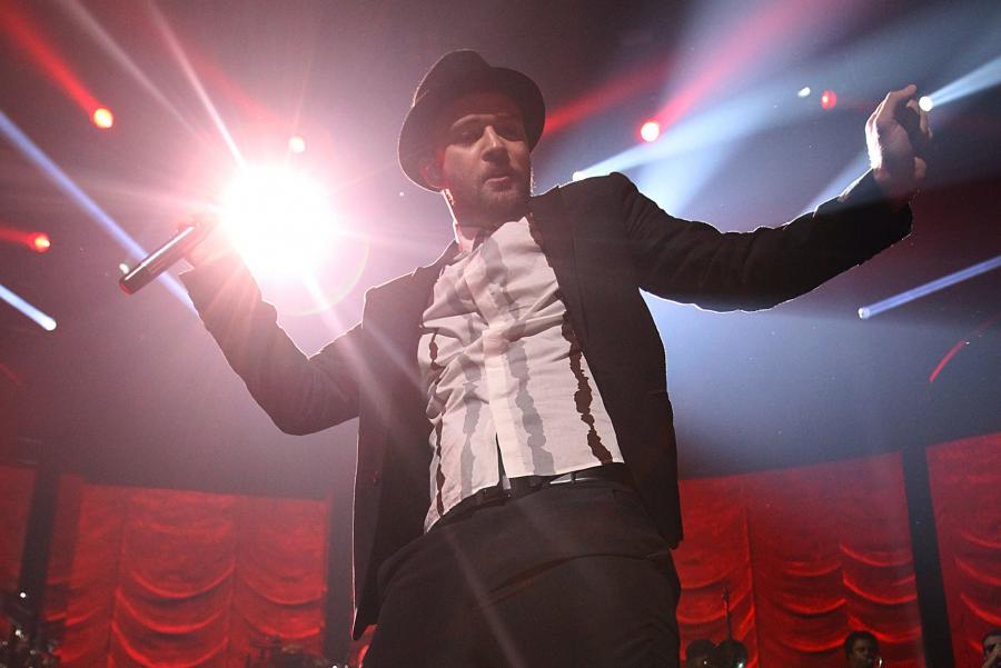 Perfekcyjny pan Timberlake