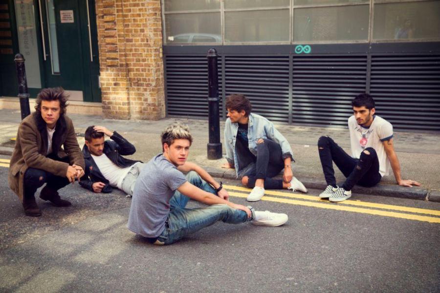 Muzycy One Direction przedstawiają historię swego życia