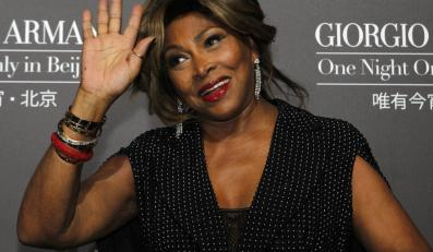 Tina Turner rezygnuje z obywatelstwa USA