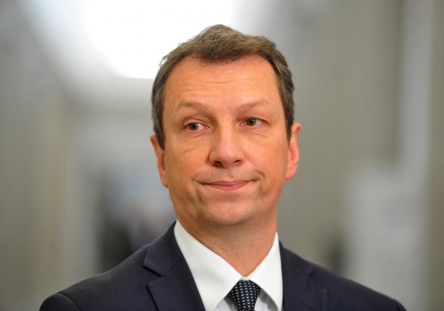 Poseł PO Andrzej Halicki