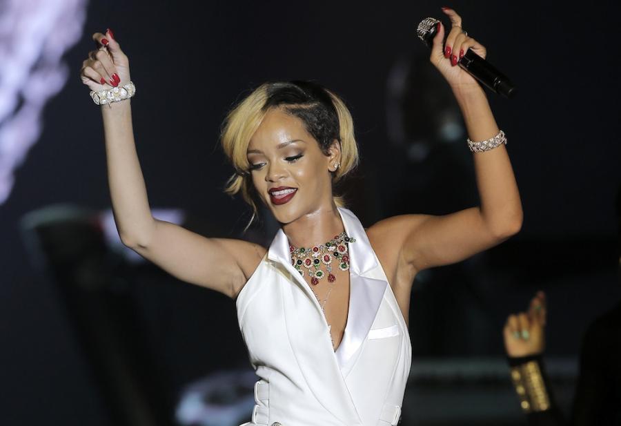 Rihanna wzoruje się na Lady Di