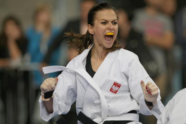 Żona Roberta Lewandowskiego została mistrzynią świata