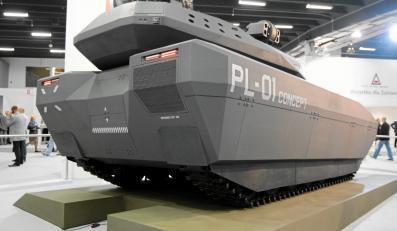 Wóz Wsparcia Bezpośredniego PL-01