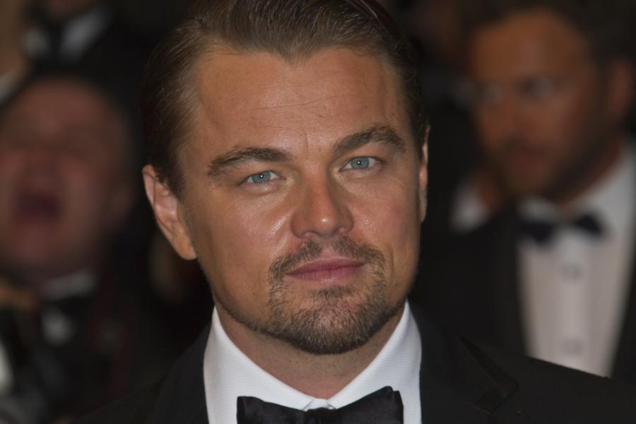 Leonardo DiCaprio się nie odurza