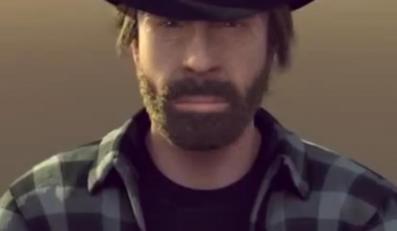 Chuck Norris składa życzenia świąteczne