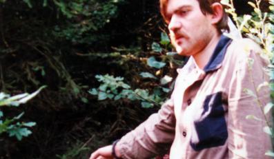 Mariusz Trynkiewicz. Zdjęcie z akt śledztwa