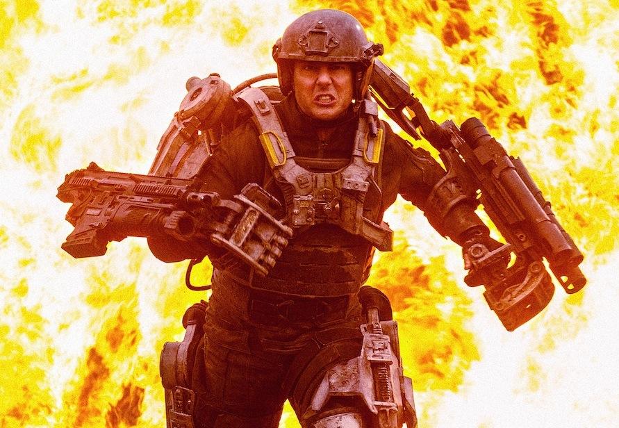 """Tom Cruise w filmie """"Na skraju jutra"""" w kinach od 30 maja"""
