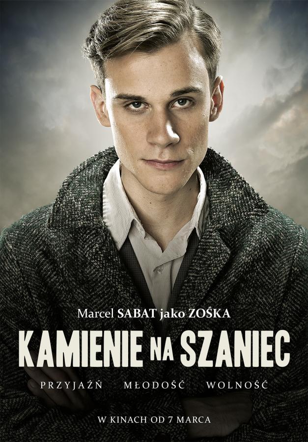 Marcel Sabat jako Zośka