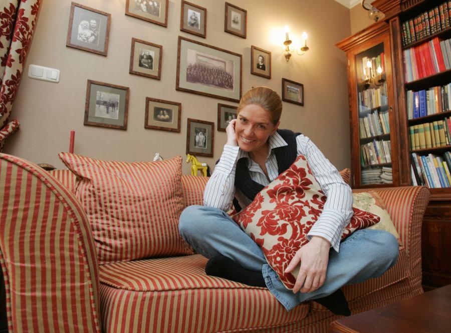 Katarzyna Dowbor marzy o wnuku