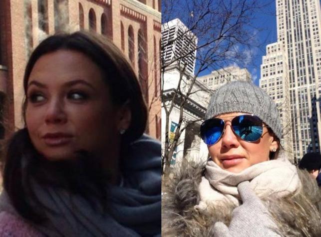 Kinga Rusin w Nowym Jorku / zdjęcie z oficjalnego profilu Kingi Rusin