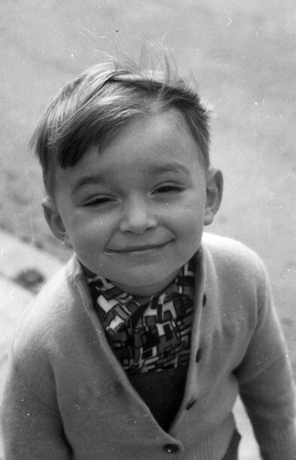 Mały Tomeczek (fot. Zdzislaw Beksinski)