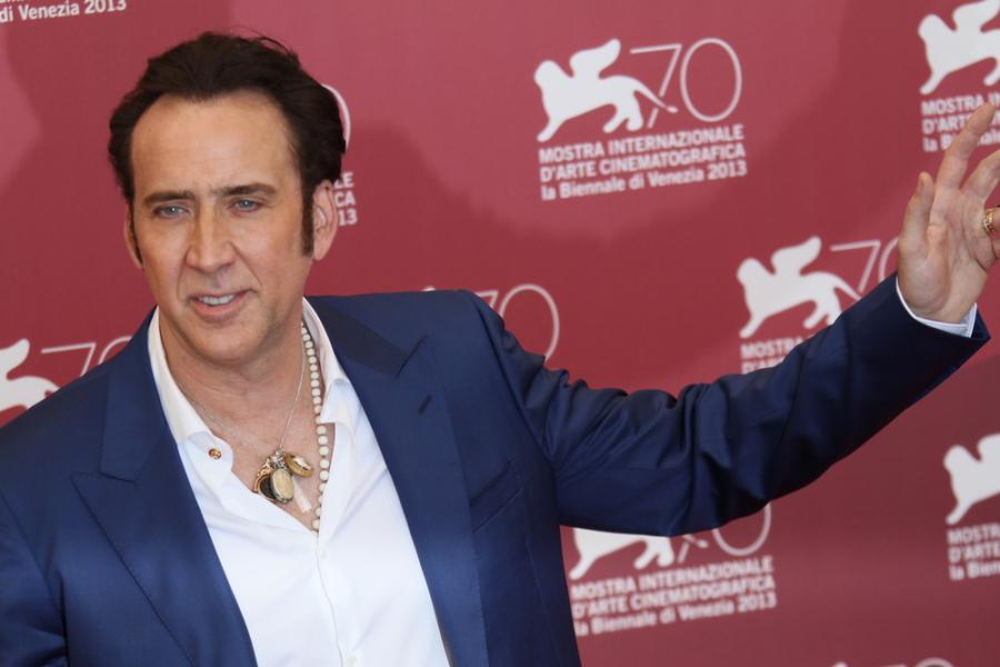Nicolas Cage zostanie dziadkiem