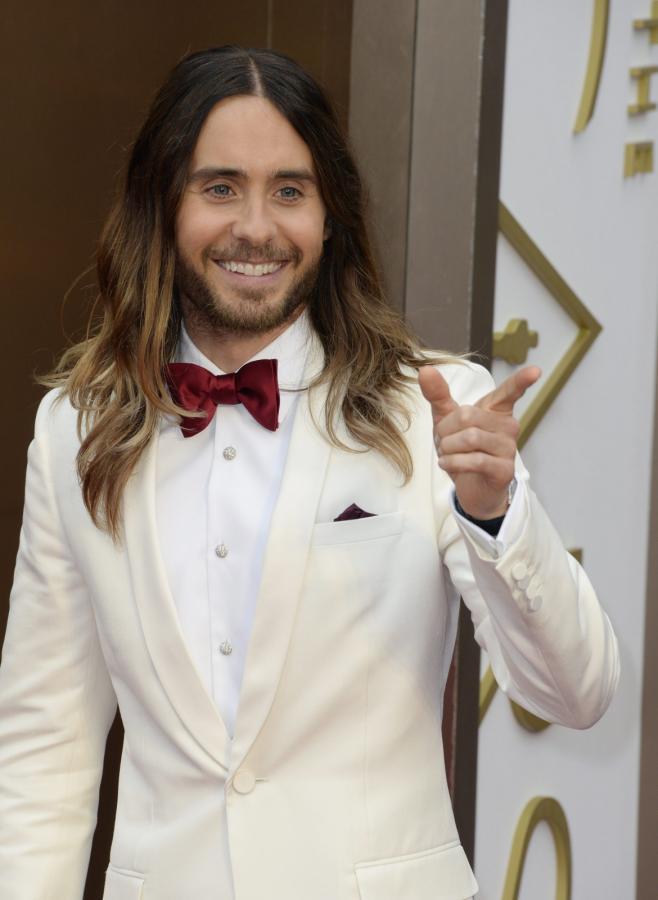 """Jared Leto – najlepszy aktor drugoplanowy w filmie """"Witaj w klubie"""""""