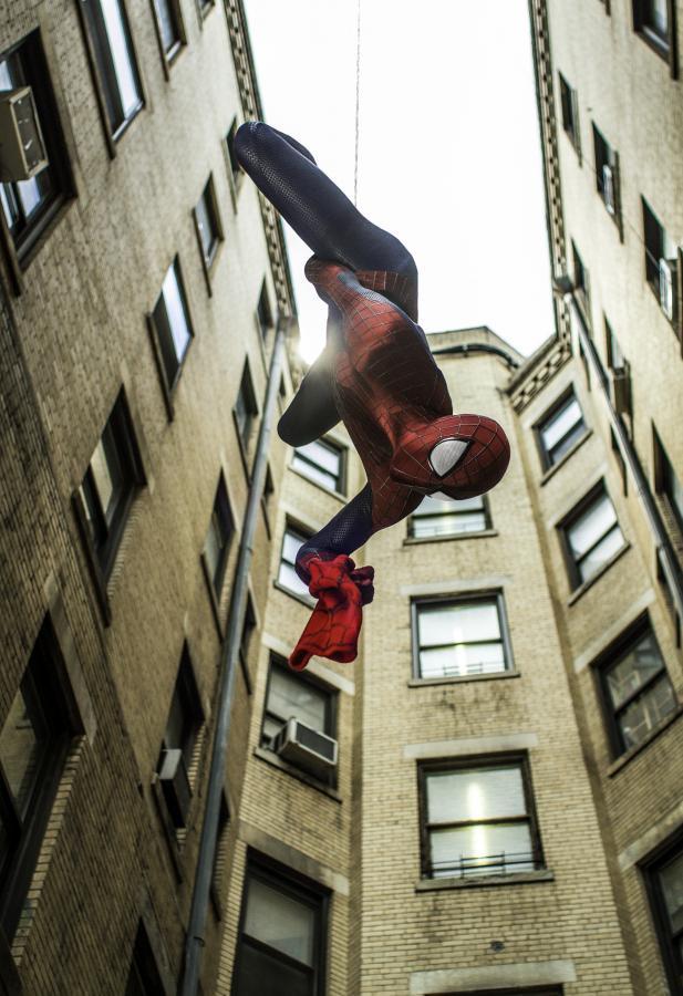 """""""Niesamowity Spider-Man 2"""" w polskich kinach od 25 kwietnia 2014 roku"""