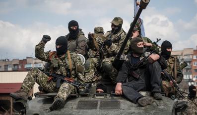 Rosyjscy dywersanci