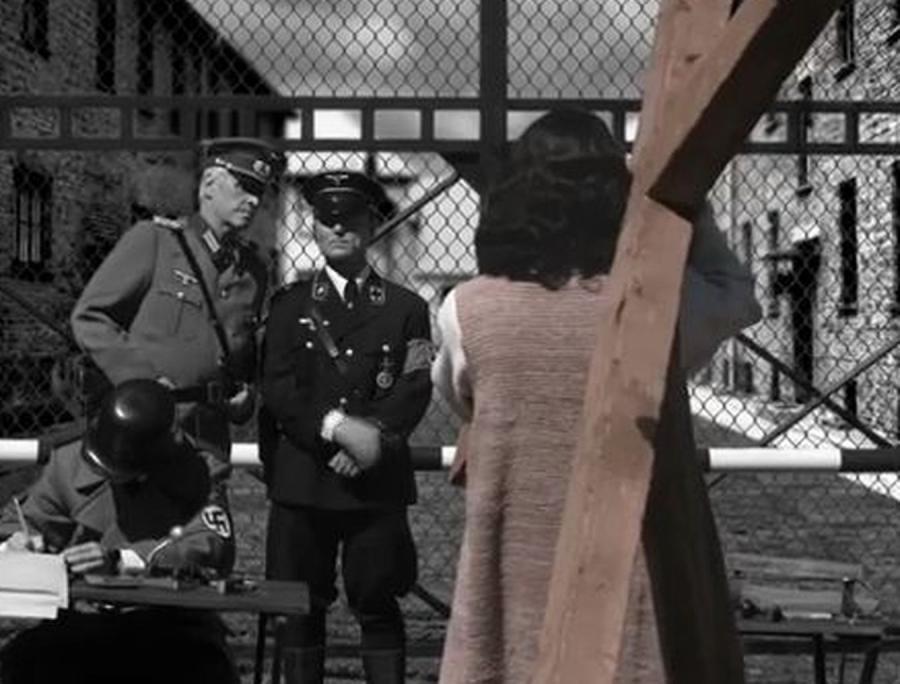 Chrystus w Auschwitz