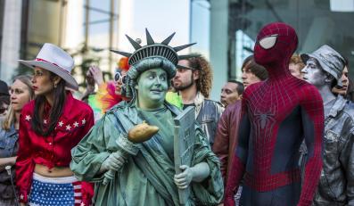 """""""Niesamowity Spider-Man 2"""" –szybciej, wyżej, mocniej"""