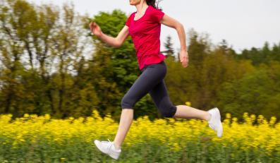 Bieganie jest zdrowe