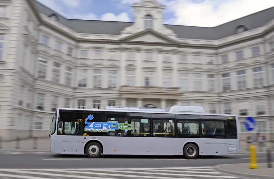 Autobus BYD