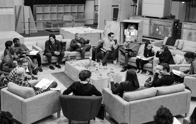 "Casting do ""Star Wars VII"" (foto: Stopklatka.pl)"