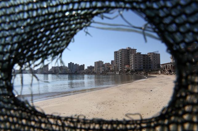 Warosia, czyli opuszczona dzielnica Famagusty na Cyprze