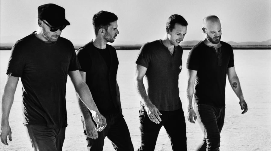 Coldplay znów jest numer jeden w Polsce