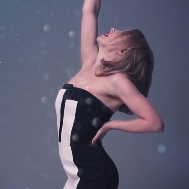 Kylie Minogue przedstawia \