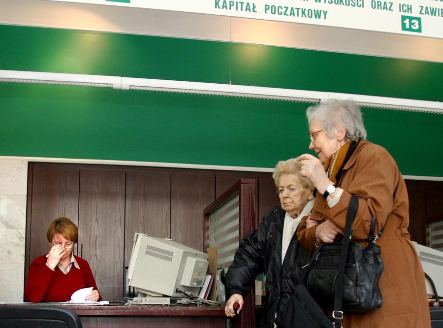 Pracownicy ZUS nie wstrzymają wypłaty emerytur