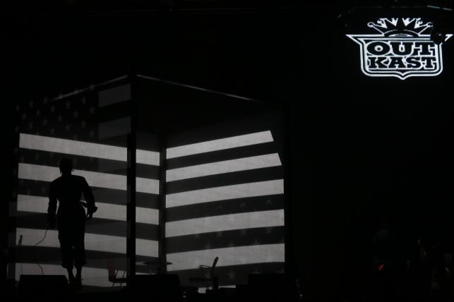 Outkast na Orange Warsaw Festival 2014