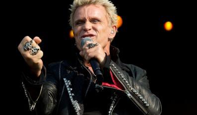 Billy Idol wraca po 9 latach