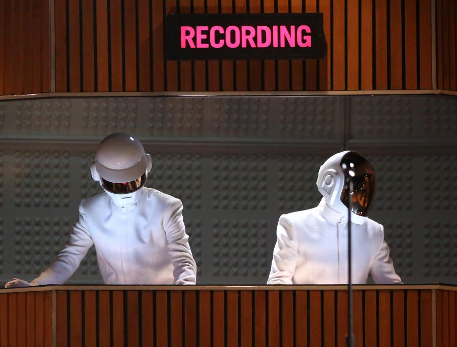 BBC nakręci film o duecie Daft Punk