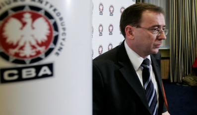 Agenci CBA domagają się nieograniczonego dostępu do policyjnej bazy danych