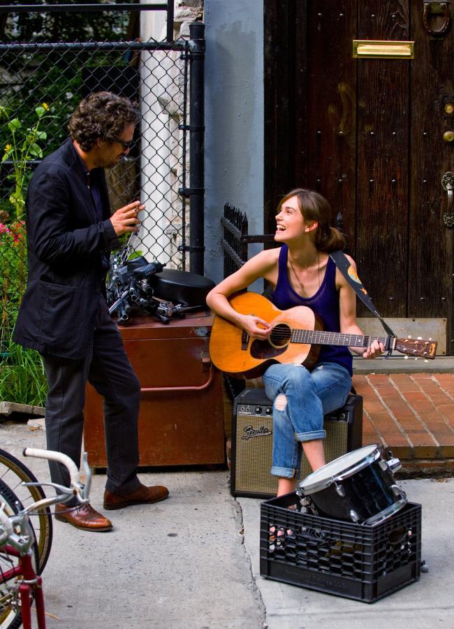 """Keira Knightley i Mark Ruffalo w filmie """"Zacznijmy od nowa"""""""