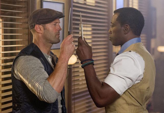 """Jason Statham i Wesley Snipes w filmie """"Niezniszczalni 3"""""""