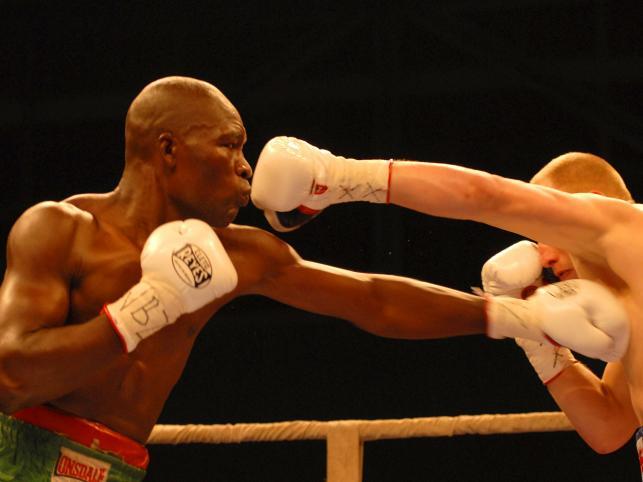 Podczas długooczekiwanej Gali boksu zawodowego w Rzeszowie...