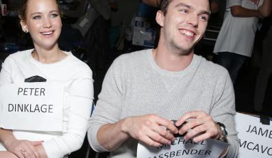 Jennifer Lawrence i Nicholas Hoult jużnie są parą