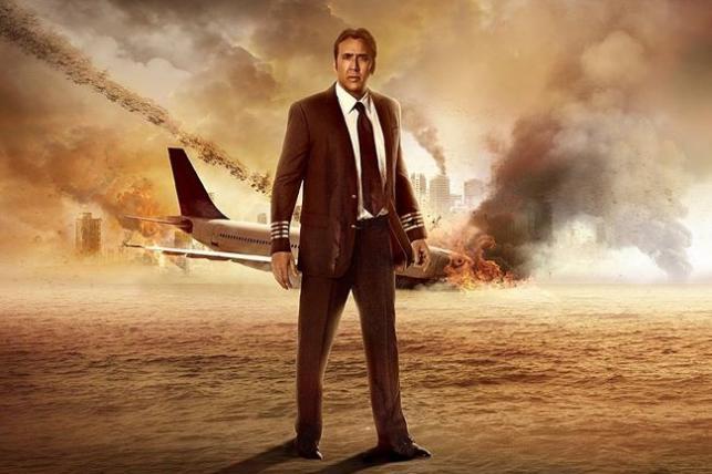 """Nicolas Cage i znikający ludzie w """"Left Behind"""""""