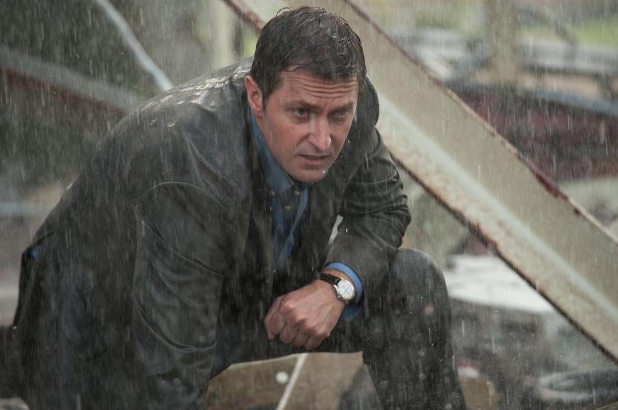 "Richard Armitage w filmie ""Epicentrum"""