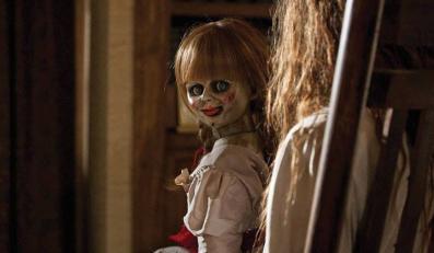 """Zanim rozpoczął się horror pod hasłem """"Obecność"""" była...""""Annabelle"""""""