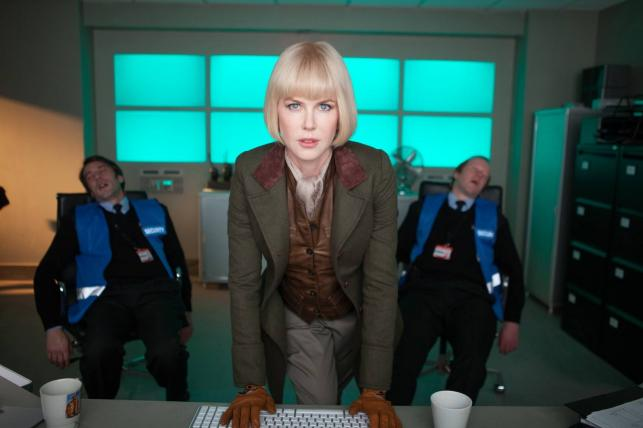 Nicole Kidman jako czarny charakter