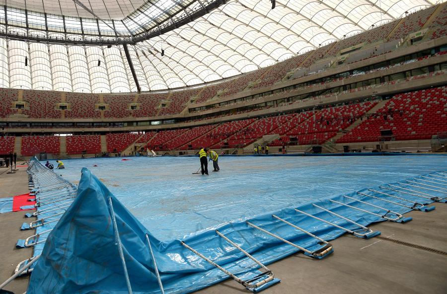 Basen na Stadionie Narodowym. Tym razem kompromitacji nie będzie