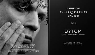 Grzegorz Ciechowski twarzą nowej kolekcji Bytomia