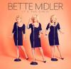 """Bette Midler na okładce nowego albumu """"It's The Girls!"""""""