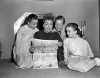 Joan Crawford znęcająca się nad dziećmi